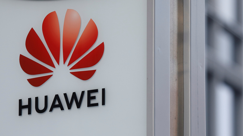 Huawei under fire from European forces