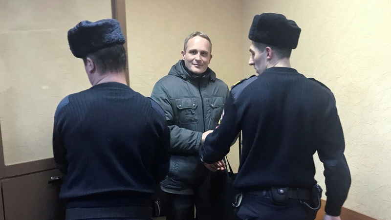 Russia jails Jehovah's Witness in landmark case