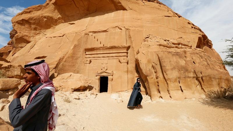 'Haunted' Saudi site tries to woo tourists