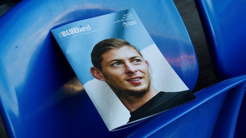 Plane wreckage body identified as footballer Sala