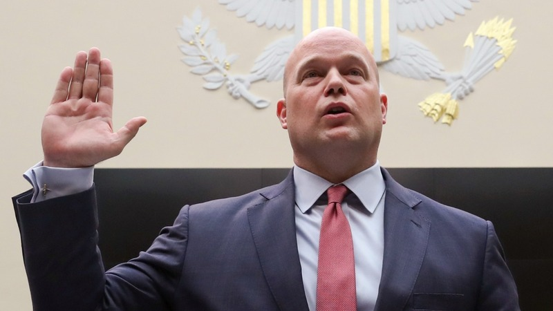 Whitaker: 'I have not interfered' in Russia probe