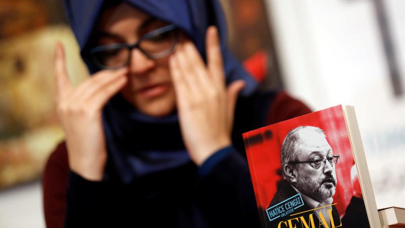 Slain Khashoggi's fiancee releases his memoirs