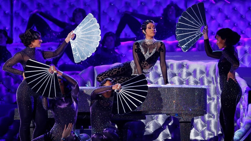 Rap scores a breakthrough at the Grammy awards