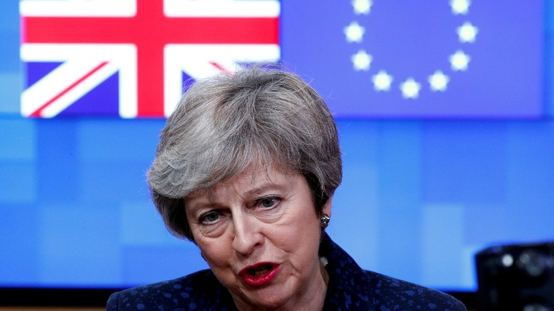 May rejects Brexit customs union compromise