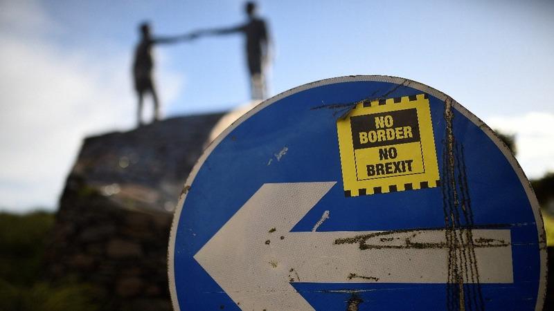 Brexit hits Irish border dwellers hard