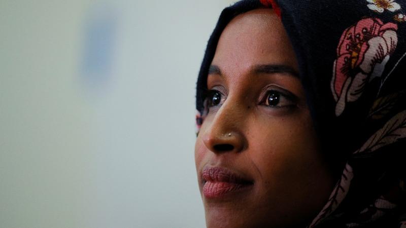 Omar apologizes for 'anti-Semitic' tropes