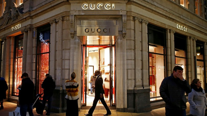 Gucci joins luxe brands defying China slowdown
