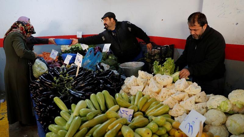 In Turkey it's the government vs supermarkets