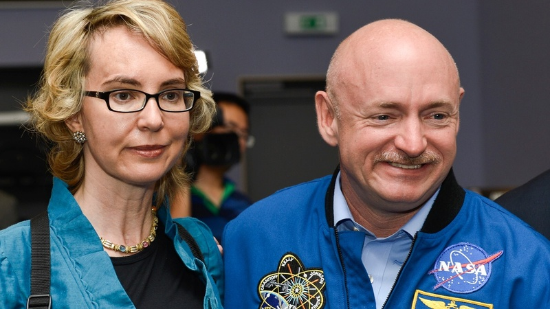 NASA's Mark Kelly launches U.S. Senate bid