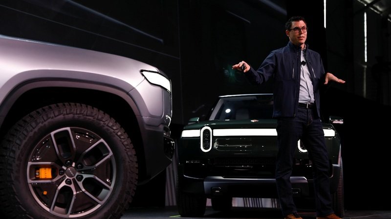 Amazon, GM may buy into electric truck startup