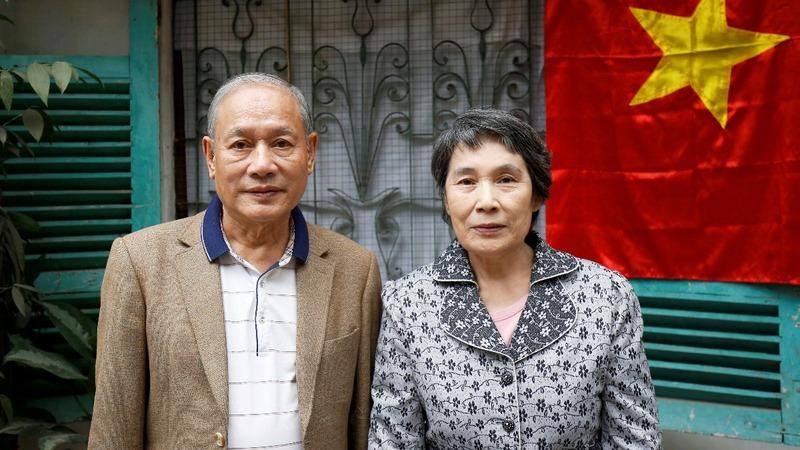 Forbidden love in North Korea finds home in Hanoi