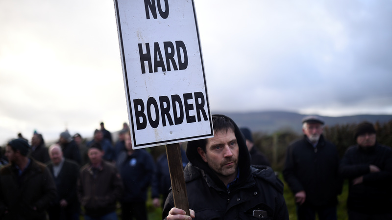 No-deal Brexit stirs fears of violence in Ireland