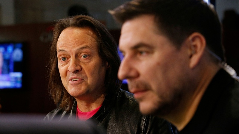T-Mobile CEO faces House panel over Sprint deal