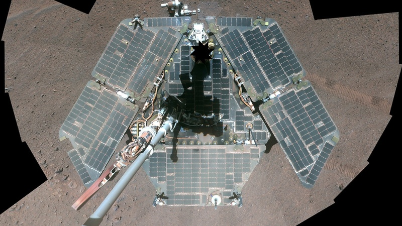 'Mission complete' for Mars Opportunity rover