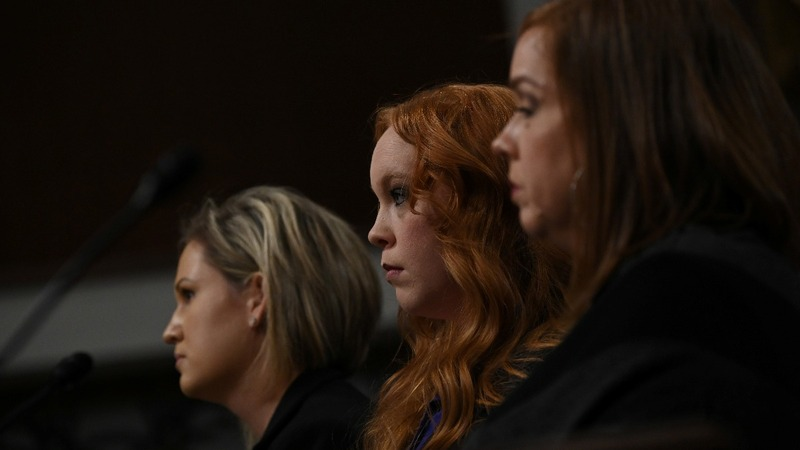 Military wives take housing hazards to Congress