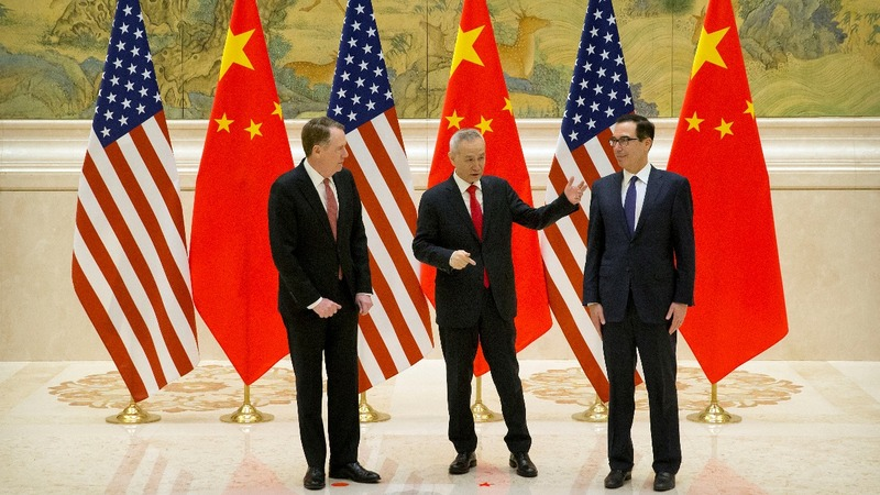 U.S.-China trade talks ramp up as deadline looms