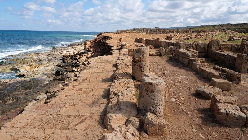 Libya dreams of mega port in history-laden east