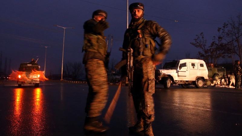 44 killed in worst Kashmir attack in decades