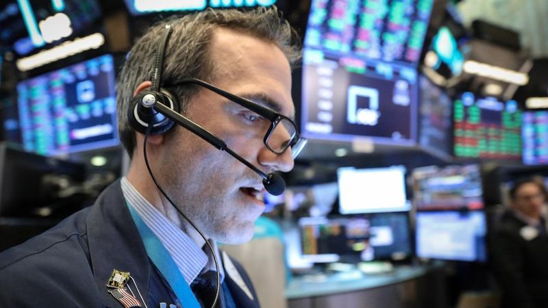 Market jitters amid U.S.-China talks