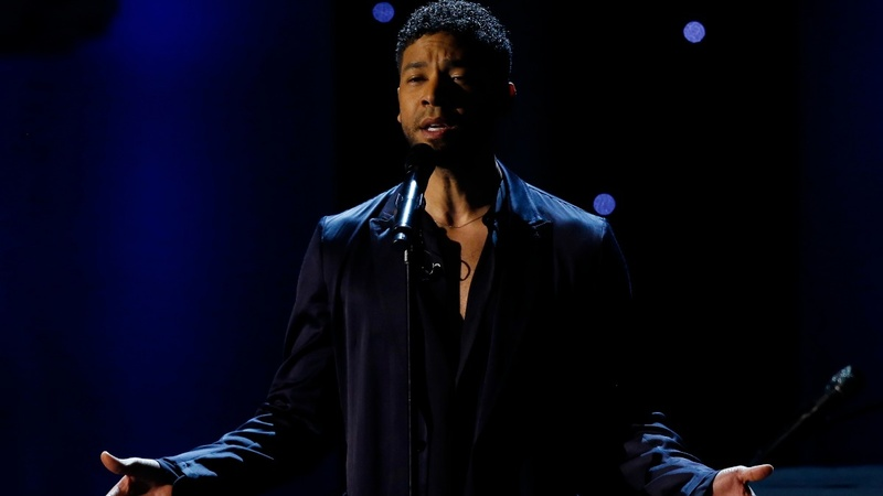 Police dispute reports 'Empire' actor staged attack