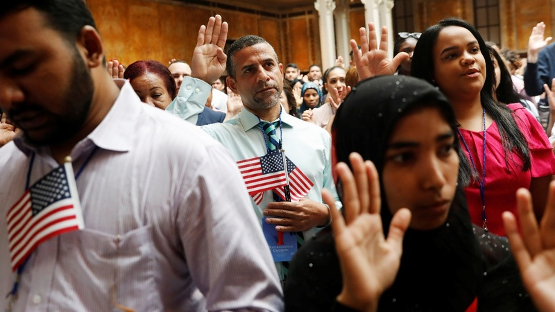 Census citizenship case goes to U.S. top court