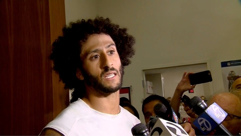 Kaepernick settles grievance case with NFL