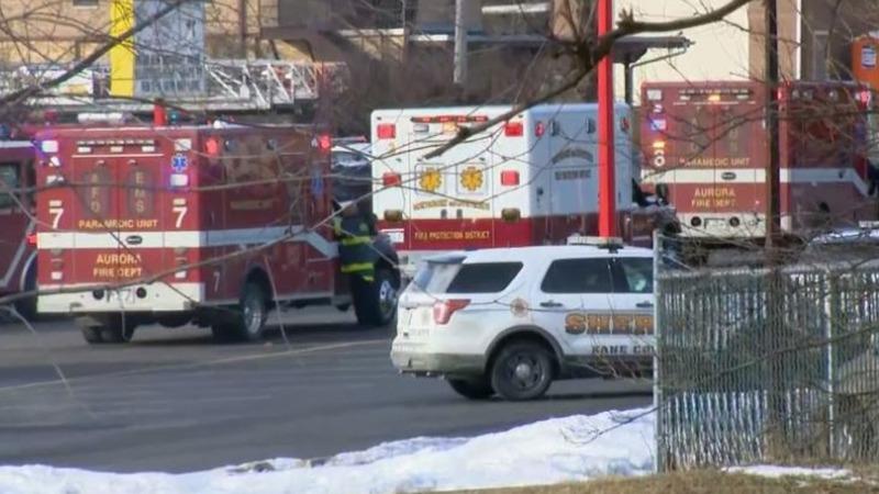 Dismissed employee kills five in Illinois shooting
