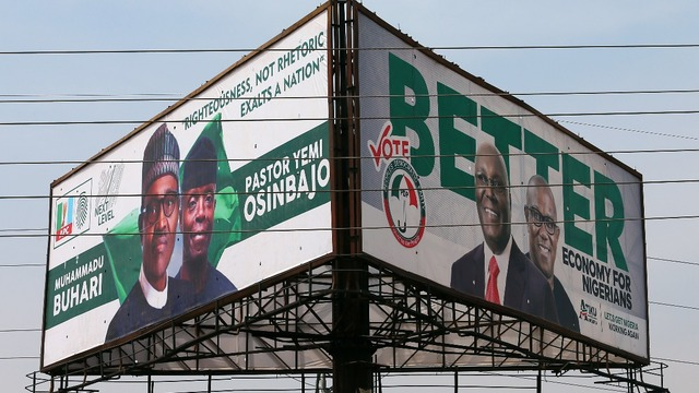 Nigeria presidential election postponed by a week