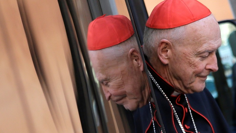McCarrick expelled from Catholic priesthood
