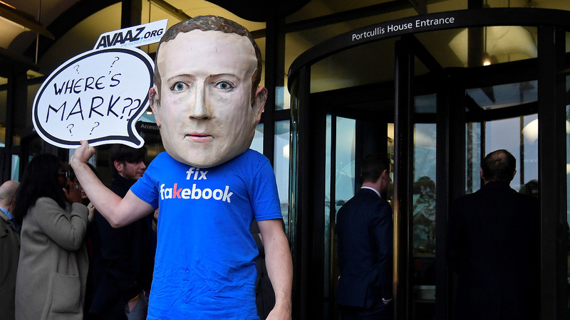 UK lawmakers say Facebook needs regulation
