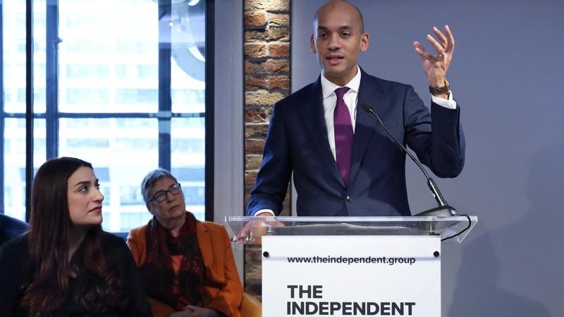 Britain's Labour splits over Brexit, anti-Semitism