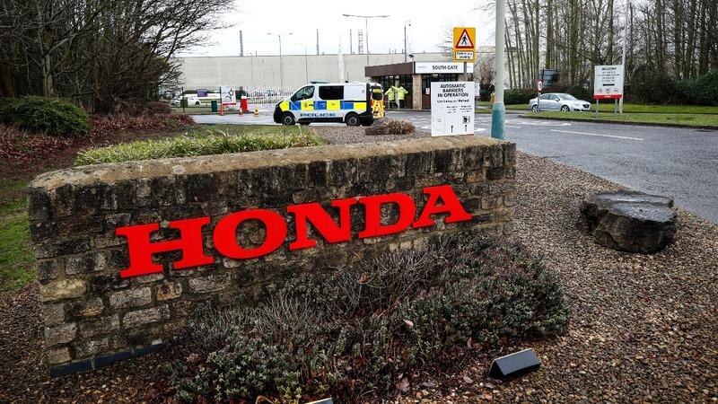 Honda to close UK car plant, cutting 3,500 jobs