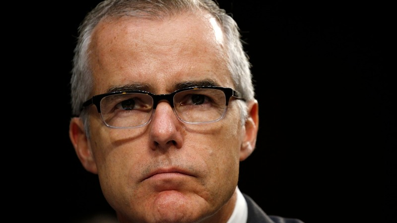 VERBATIM: McCabe recalls Trump saying 'I believe Putin'