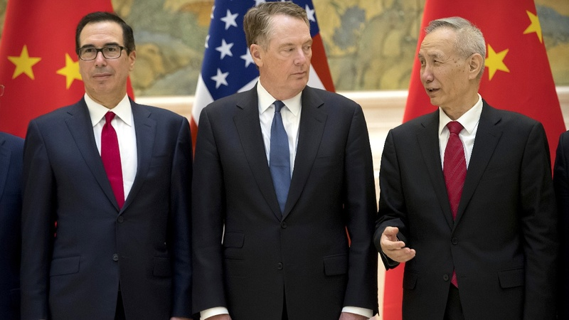 Next U.S.-China trade talks set to kick off