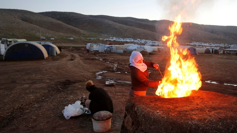 For Yazidi survivors of IS, the nightmares go on