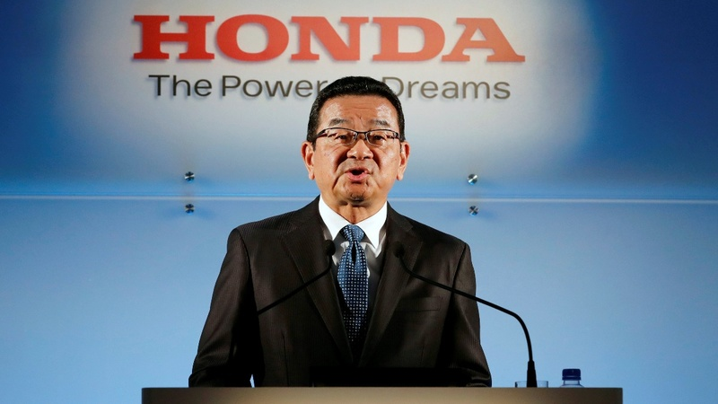 Honda quits Britain, says it's not about Brexit