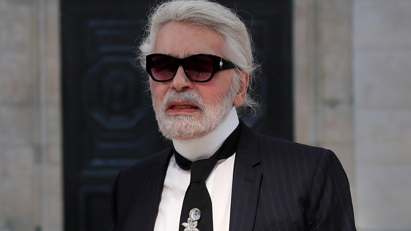 Haute-couture designer Karl Lagerfeld dies aged 85