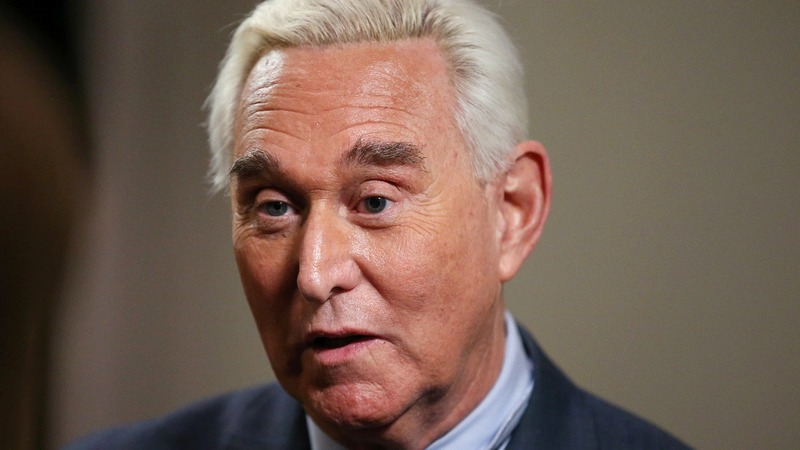 Stone to face judge over 'crosshairs' post