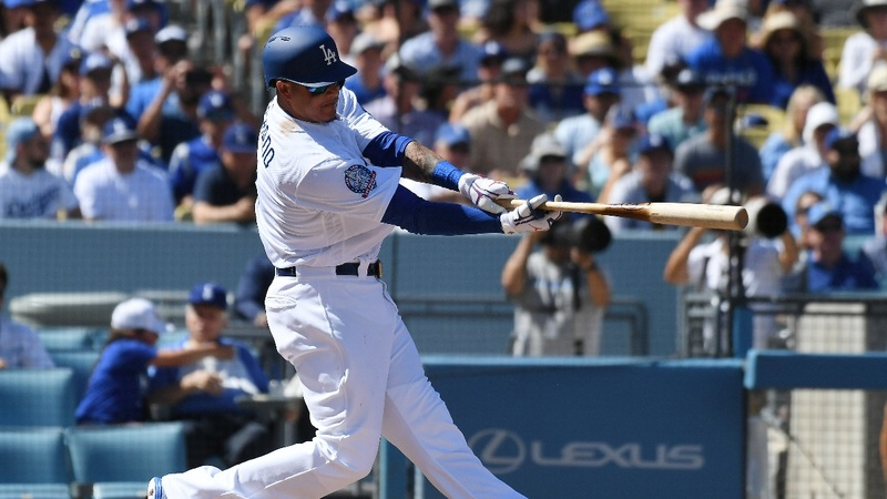 MLB's Machado agrees to record deal - reports
