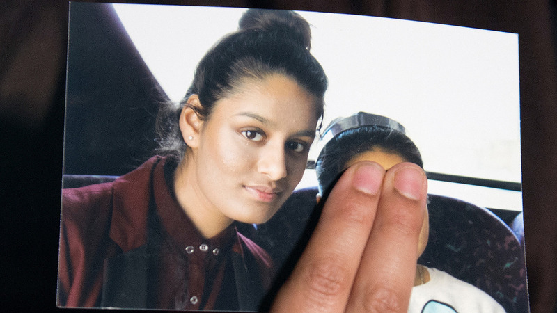 Teen who joined IS in Syria to lose UK citizenship