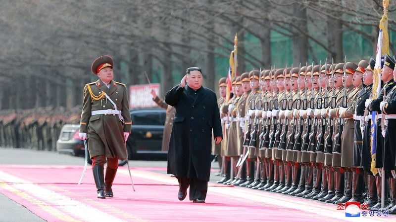 North Korea diplomats sidelined ahead of talks