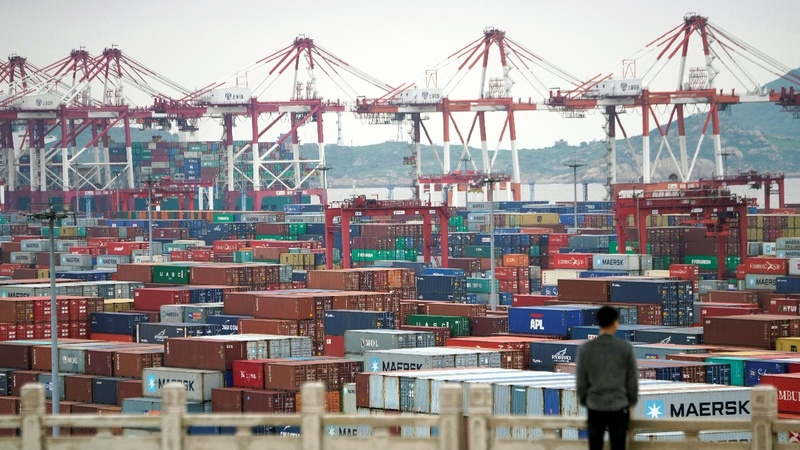 U.S., China sketch outlines for trade deal