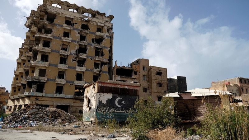 Libya's troubled city yearns for stability