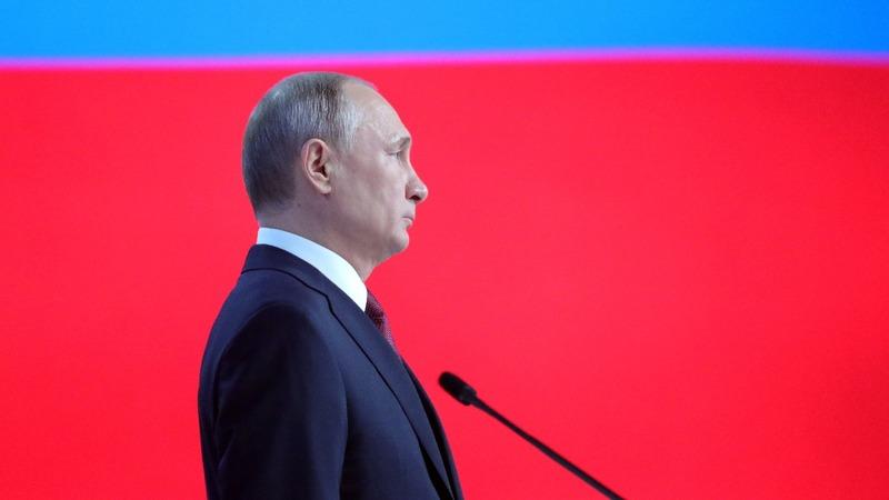 Cuban Missile Crisis #2? I'm ready - Putin