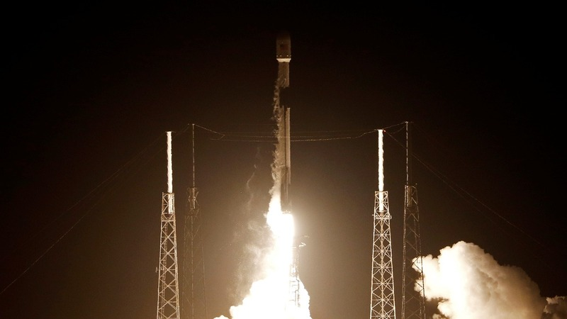 Israel launches its first moon lander