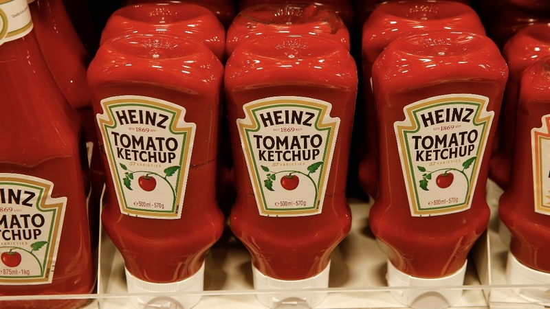 Kraft Heinz shares fall to record low