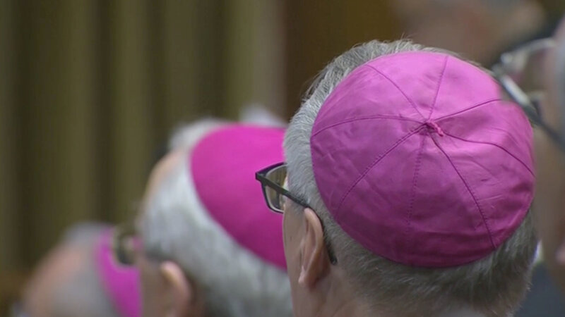 Church must fix 'systematic failures' on abuse
