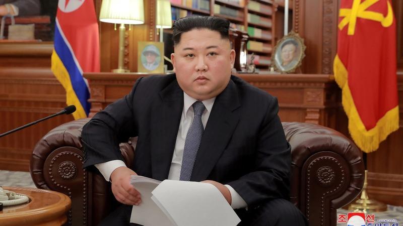 Kim Jong Un sets off to meet Trump amid food crisis