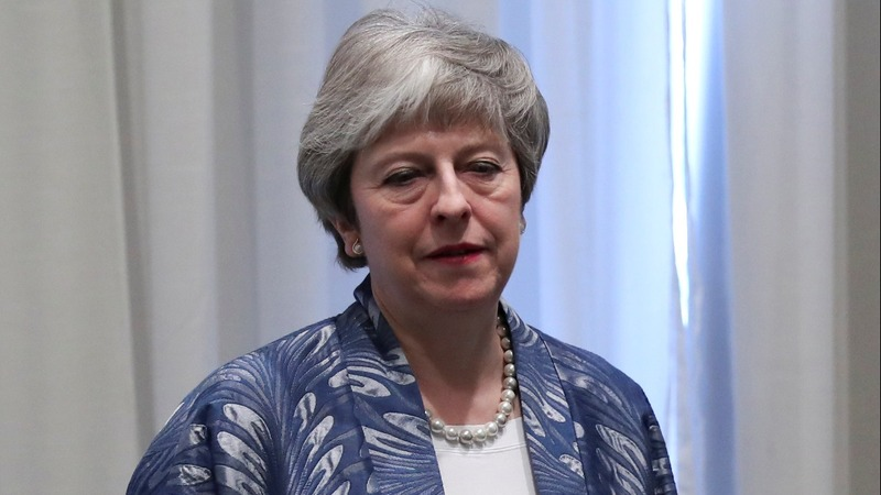 PM May promises vote on Brexit deal by March 12