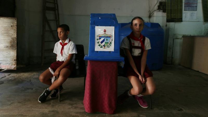 Cubans vote in constitutional referendum